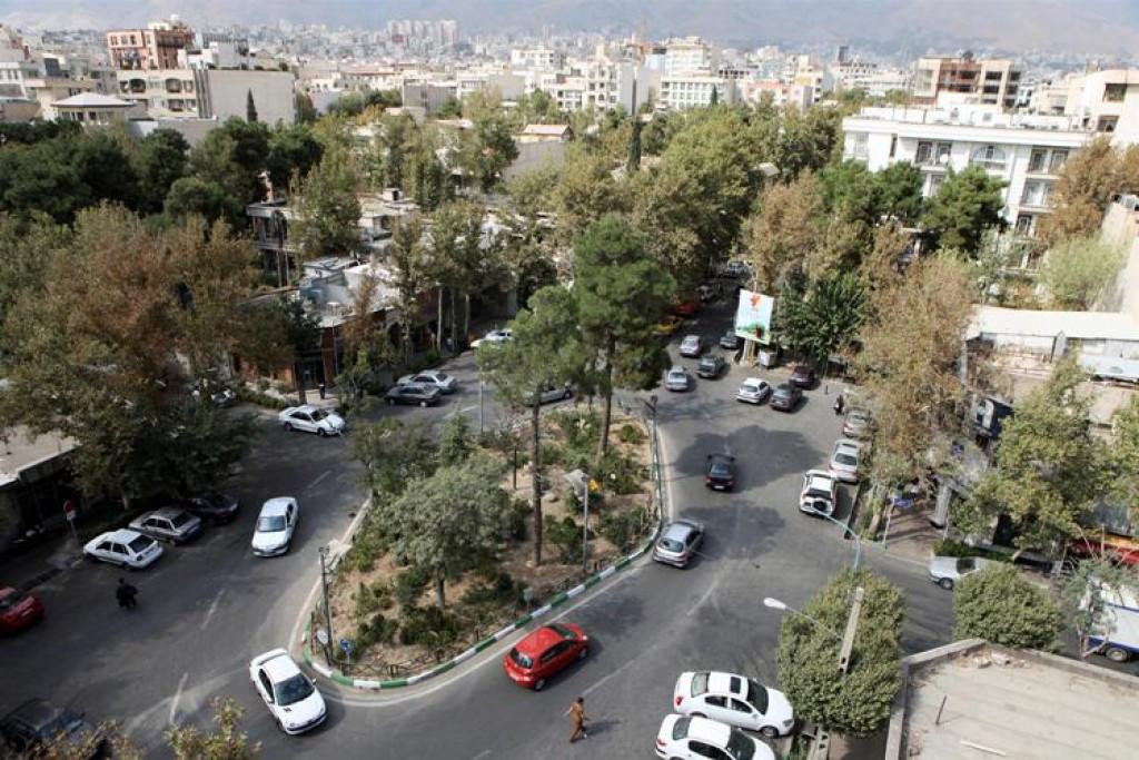 محله دروس تهران ۲نبش