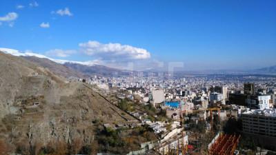 محله بام تهران