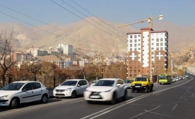 محله اوین تهران