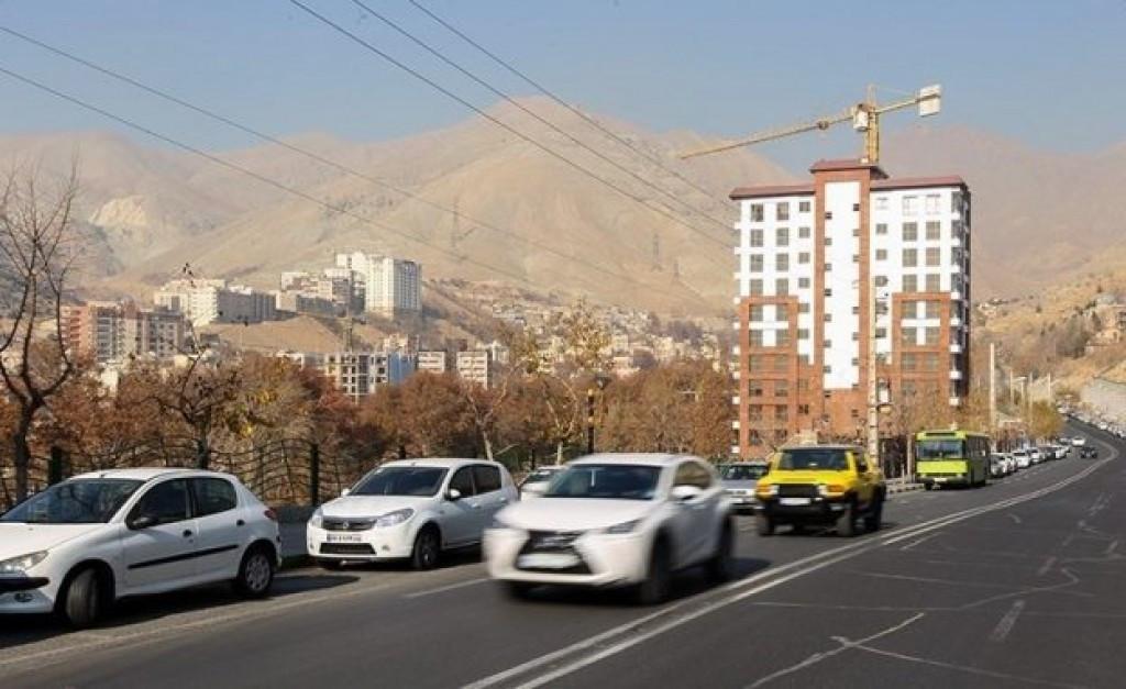 محله اوین تهران ۲نبش