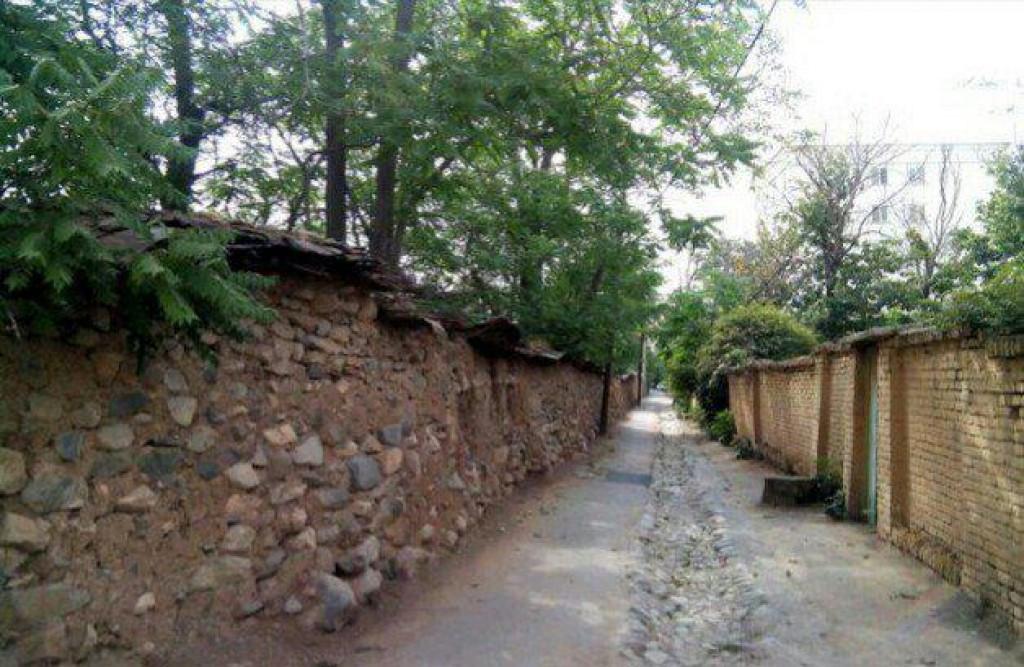 محله اراج تهران ۲نبش