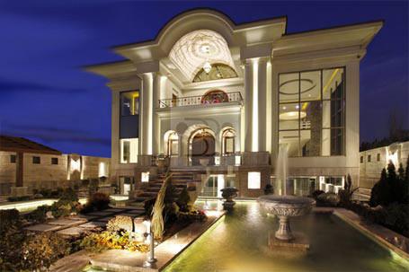 گرانترین خانه تهران