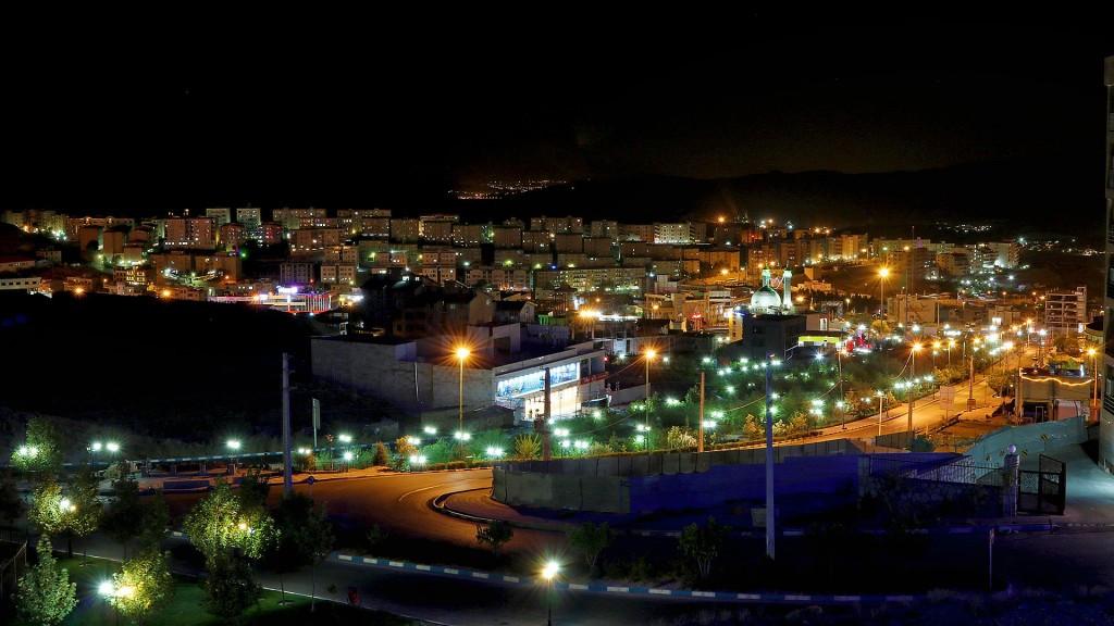ویژگیهای شهر پردیس تهران ۲نبش