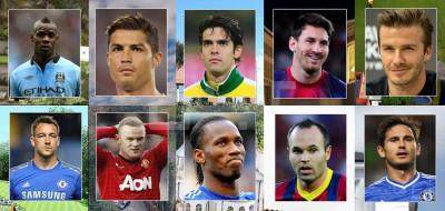 10 خانه گران ستارگان فوتبال جهان ۲نبش