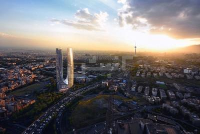 خانهها و برجهای لوکس تهران ۲نبش