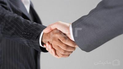 «قوانین مشارکت در ساخت» ۲نبش